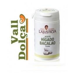 ACEITE HÍGADO BACALAO - 90 perlas
