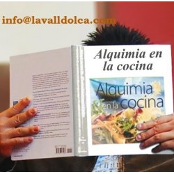 ALQUIMIA EN LA COCINA - MONTSE BRADFORD   LIBRO