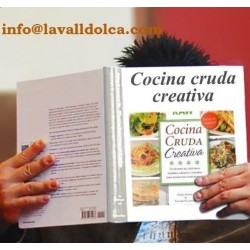 COCINA CRUDA CREATIVA   LIBRO