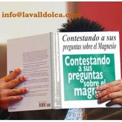 CONTESTANDO A SUS PREGUNTAS SOBRE EL MAGNESIO | LIBRO