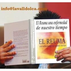 EL REUMA UNA ENFERMEDAD DE NUESTRO TIEMPO - Lore Deggeller   LIBRO