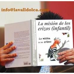 LA MISIÓN DE LOS ERIZOS | LIBRO